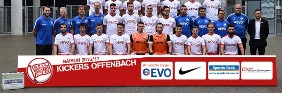 Kickers Offenbach 2016/17