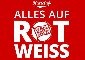 Aktion: Alles auf Rot Weiss