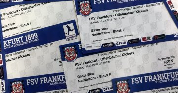 Tickets FSV-Frankfurt