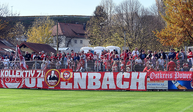 Bahlinger SC - Kickers Offenbach